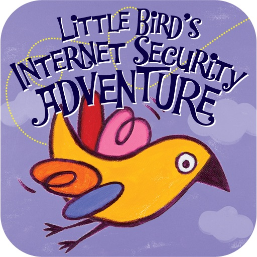 Image result for Little Bird's Internet Security Adventure