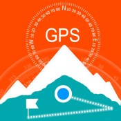 Altimeter GPS Hike Tracker