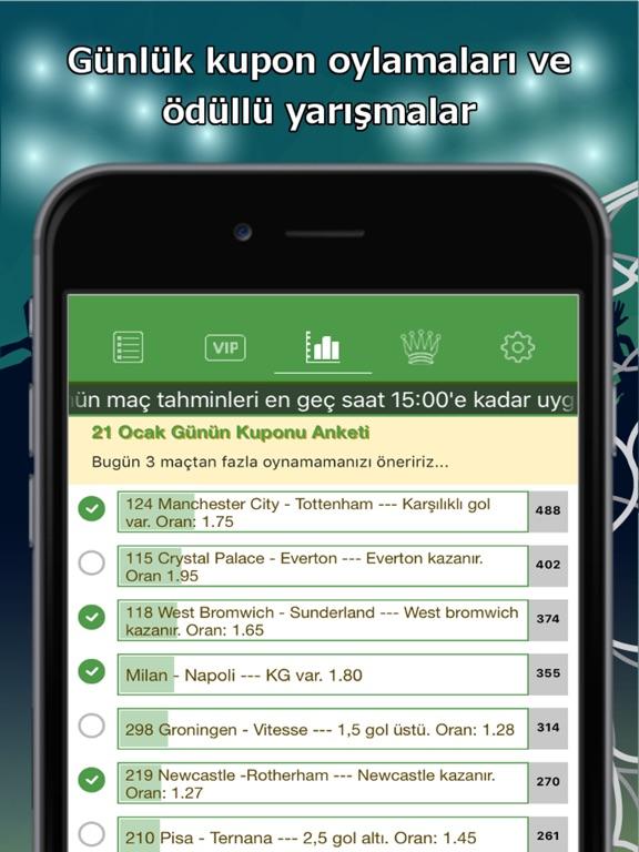 Banko Maç - İddaa Tahminleri ve Banko Maçlar Screenshot