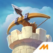 Toy Defense: Fantasy - Tower Defense Strategy Game