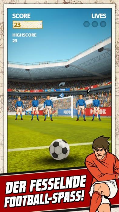 Flick Kick Football Screenshot