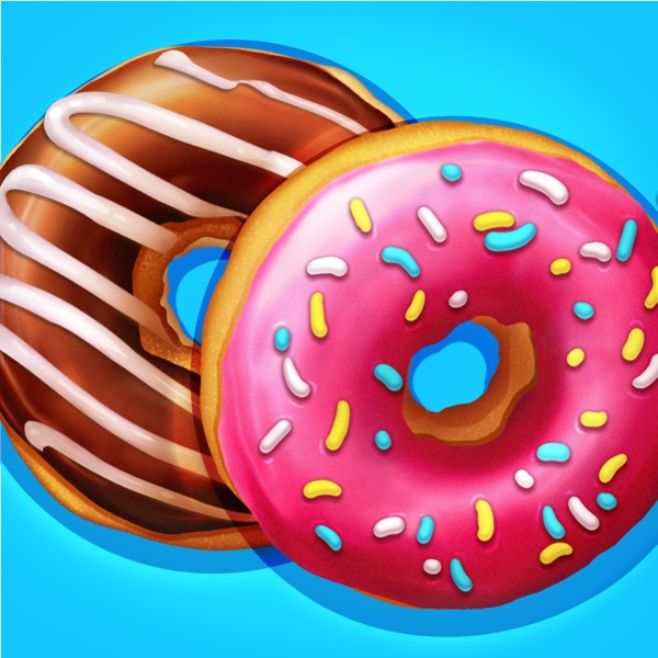 Donuts Maker - Cooking Games!