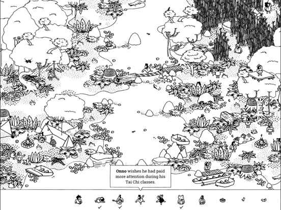 Hidden Folks Screenshot