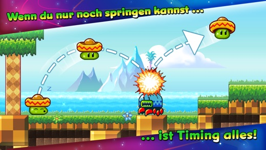 Bean Dreams Screenshot