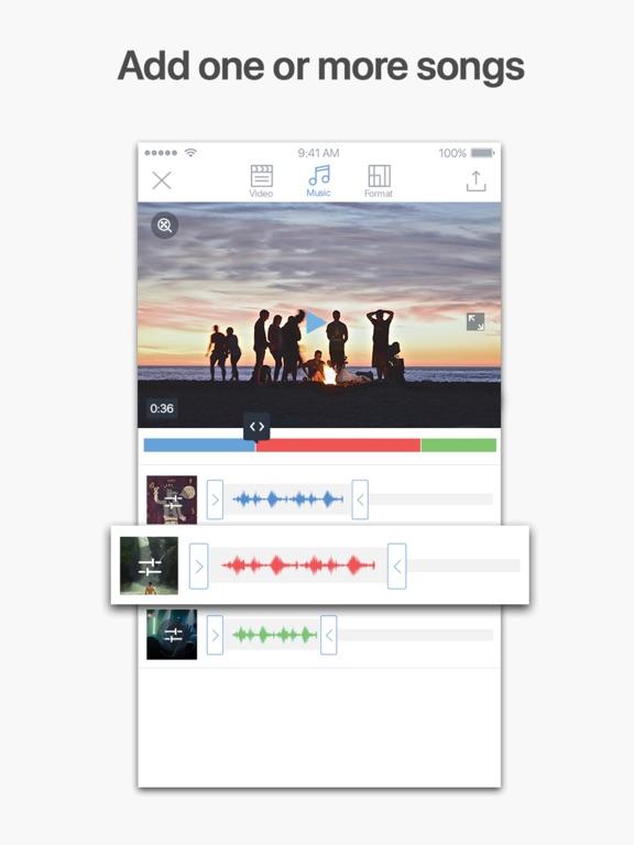 Filmr - Easy Video Editor AR Screenshot