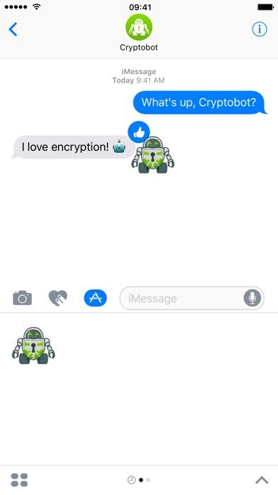Cryptomator Screenshot