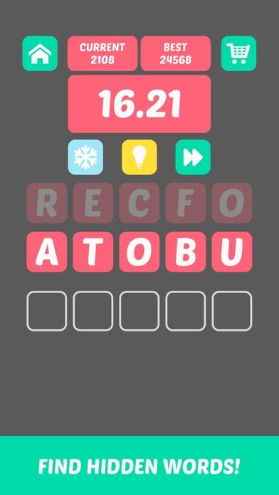 20 Seconds - Word Game Screenshot