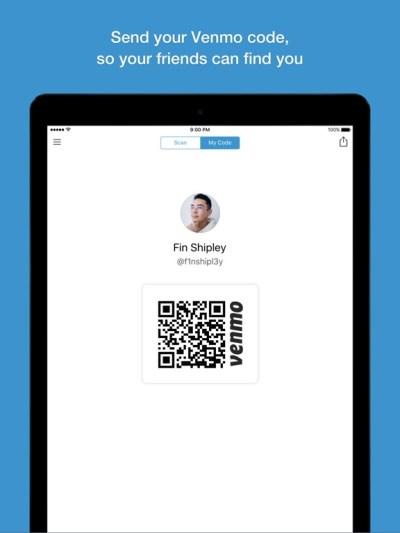 Venmo for iOS | Explore the app developers, designers and ...