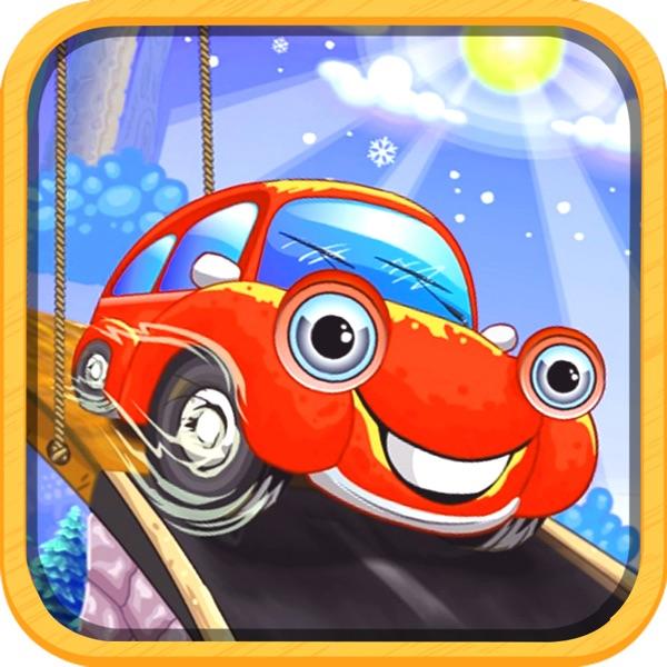 小汽车大冒险 - 模拟汽车闯关益智游戏
