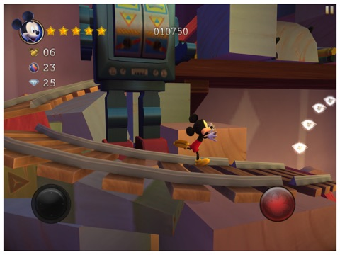 Castle of Illusion Screenshot