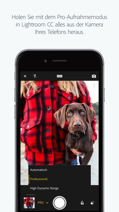 Adobe Lightroom CC Screenshot