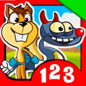 Monster Numbers: Times Tables Math learning Games