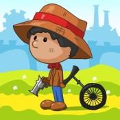 Unicycle Boy