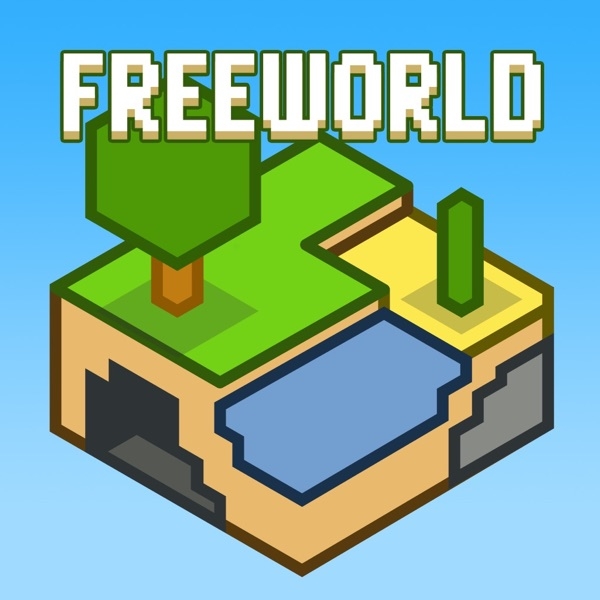 Freeworld - Multiplayer Sandbox Game