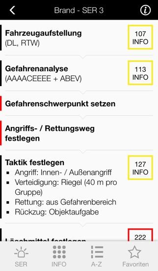 Führungshilfen für Feuerwehr-Einsatzleiter (LITE) Screenshot