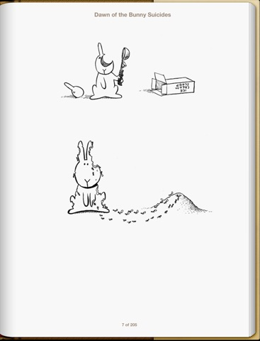 Dawn of the Bunny Suicides by Andy Riley on iBooks