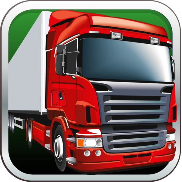 Connect Dots Truck Edition for kids and toddlers