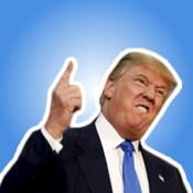 Trumpmoji - Donald Trump 2016 Emoji & Meme Keyboard For iPhone Texting