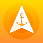 Anchor Pointer: GPS Compass & Traveler's Navigator