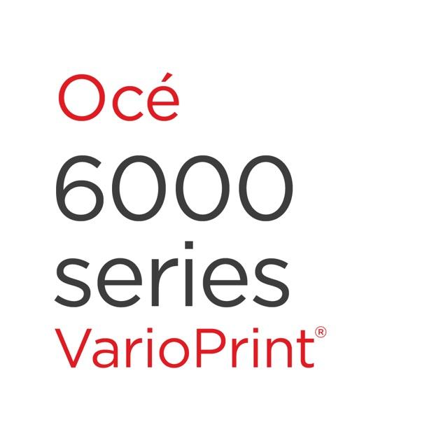 Océ VarioPrint 6000+ on the App Store