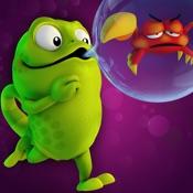 Bubble Jungle ® Pro - Super Chameleon Platformer World