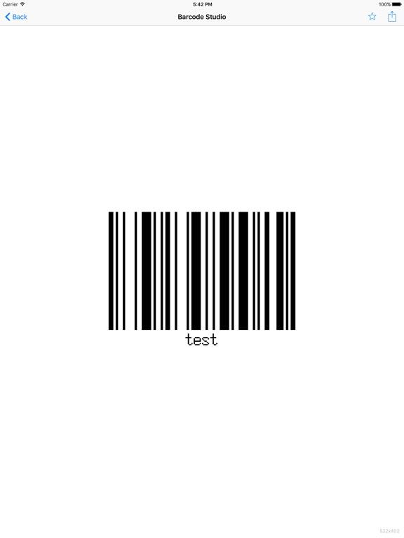 App Shopper: Barcode-Studio (Utilities)
