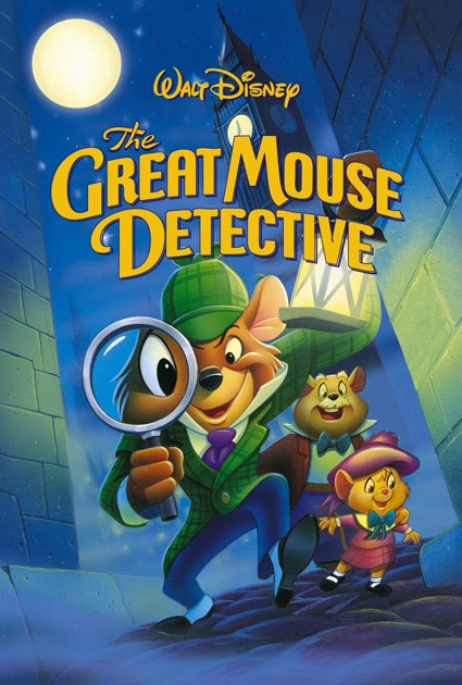 The Great Mouse Detective on iTunes
