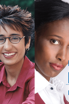 Irshad Manji and Ayaan Hirsi Ali At the 92nd Street y On the Trouble With Islam (Original Staging) - Irshad Manji and Ayaan Hirsi Ali