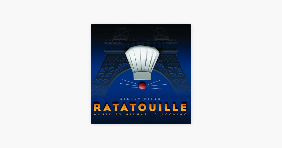 Ratatouille Original Motion Picture Soundtrack de