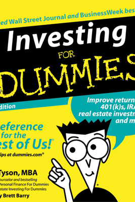Investing for Dummies, Fourth Edition - Eric Tyson