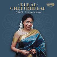 Kurai Ondrumillai Sudha Raghunathan