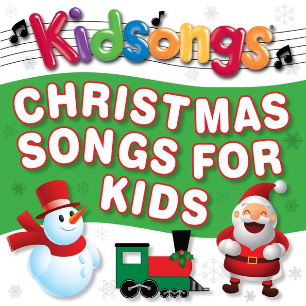 Christmas Songs For Kids By Kidsongs