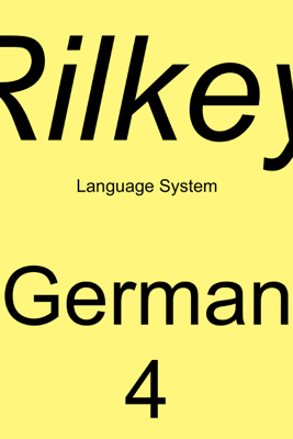 Learn German: Dialogues 4 from Rilkey Language Systems - Rilkey Language Systems