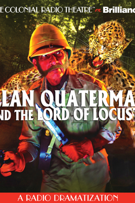 Allan Quatermain and the Lord of Locusts - Clay Griffith & Susan Griffith