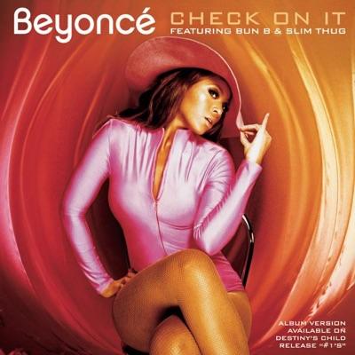 -Check On It (feat. Bun B & Slim Thug) - EP - Beyoncé mp3 download