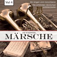 O du schöner Westerwald Chor des Kameradschaftsbundes Frankfurt und großes Blasorchester