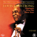 Free Download Louis Armstrong La Vie En Rose (Single) Mp3