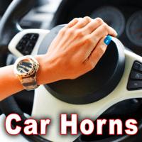 Four Short Audi A4 Horn Blasts Sound Ideas