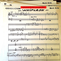 Whiplash The Hank Levy Legacy Band MP3