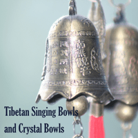 Pure Relaxation Music (Harp Soundscapes) Tibetan Singing Bells Monks