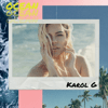 Karol G - Dices Que Te Vas (feat. Anuel AA)  artwork