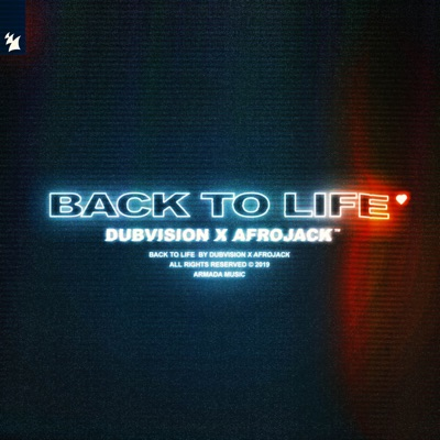 Back To Life - DubVision & Afrojack mp3 download
