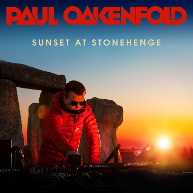 Paul Oakenfold – Sunset at Stonehenge [iTunes Plus AAC M4A]