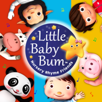 Wheels on the Bus (Pt. 1) (British English Version) Little Baby Bum Nursery Rhyme Friends
