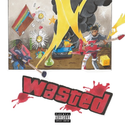 Wasted (feat. Lil Uzi Vert) - Single - Juice WRLD mp3 download