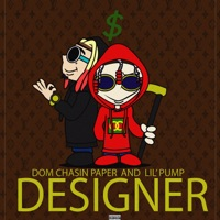 Designer (On My Drip) - Single - Dom Chasin' Paper & Lil Pump mp3 download