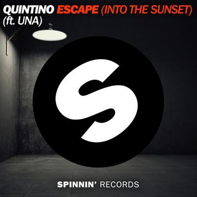 Escape (Into The Sunset) - Quintino Feat. Una mp3 download