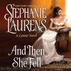 Stephanie Laurens - And Then She Fell  artwork