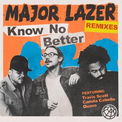 Know No Better [SUPER CRUEL Remix] - Major Lazer Feat. Travis Scott, Camila Cabello & Quavo mp3 download