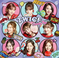 Candy Pop TWICE song